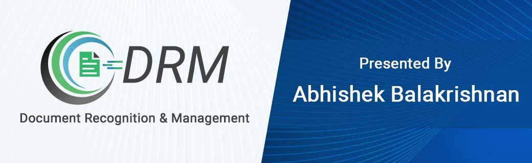 On-Demand Webinar: Document Recognition & Management Solution