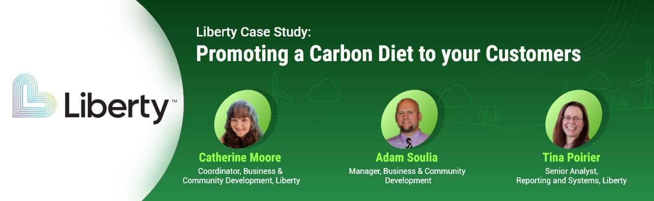 On-Demand Webinar - Liberty's Carbon Reduction Initiative (CRI) Program